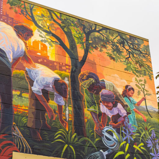 Most Underrated Cities for Street Art in America