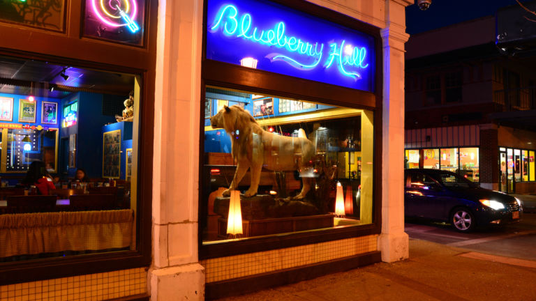 Blueberry Hill, 6504 Delmar in The Loop, St. Louis