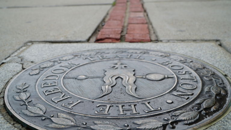 Freedom Trail starting point