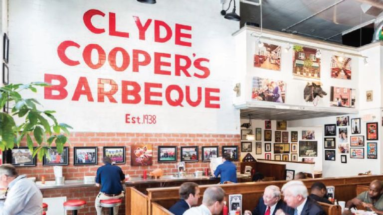 Clyde Cooper's Barbeque, Raleigh