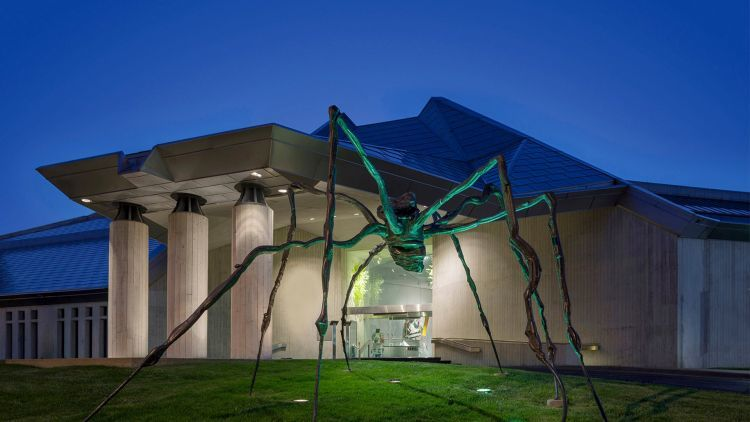 Kemper Museum in Kansas City.