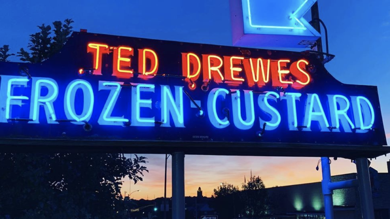 Ted Drewes, St. Louis